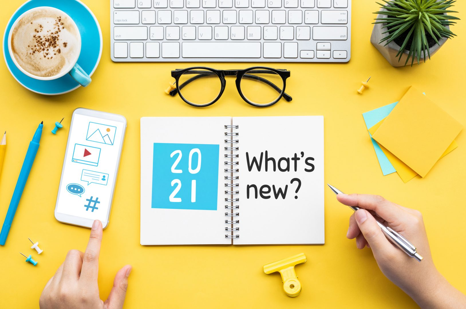 Marketingové trendy 2021